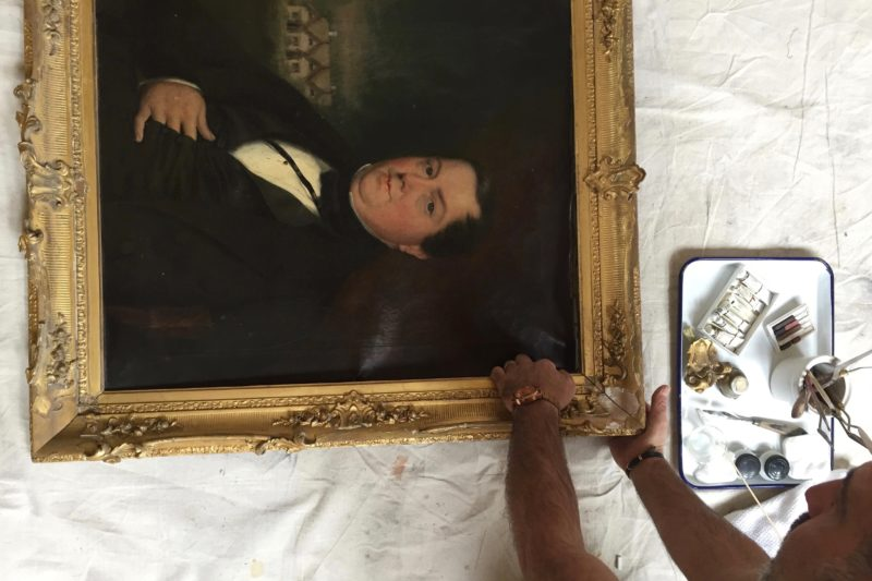 Art Restoration And Conservation Messors